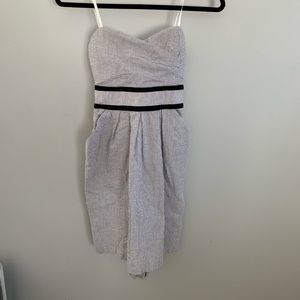 Stripped Dress with Pockets!